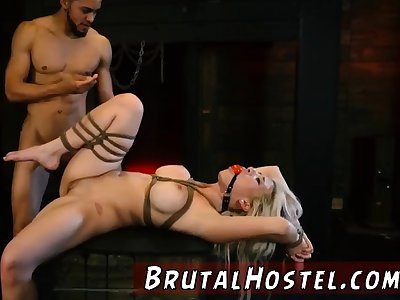 Teen skull fucked hd and lucky anal Big-breasted blondie