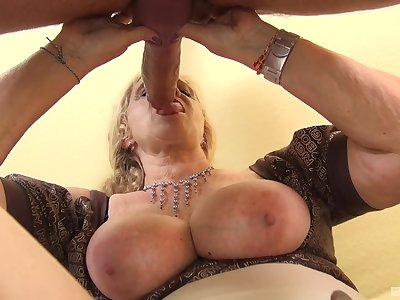 Of age forth grand tits, serious POV action forth a zooid dick